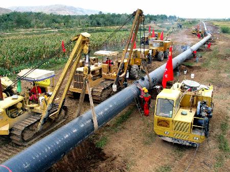 石油套管输油管道工程