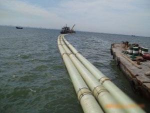 中石油输油管道工程